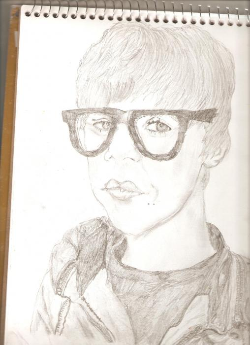 Justin Bieber by Kaylacool